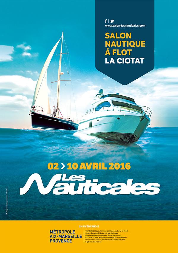 Le salon nautique 39 les nauticales 39 revient la ciotat - Salon nautique ciotat ...